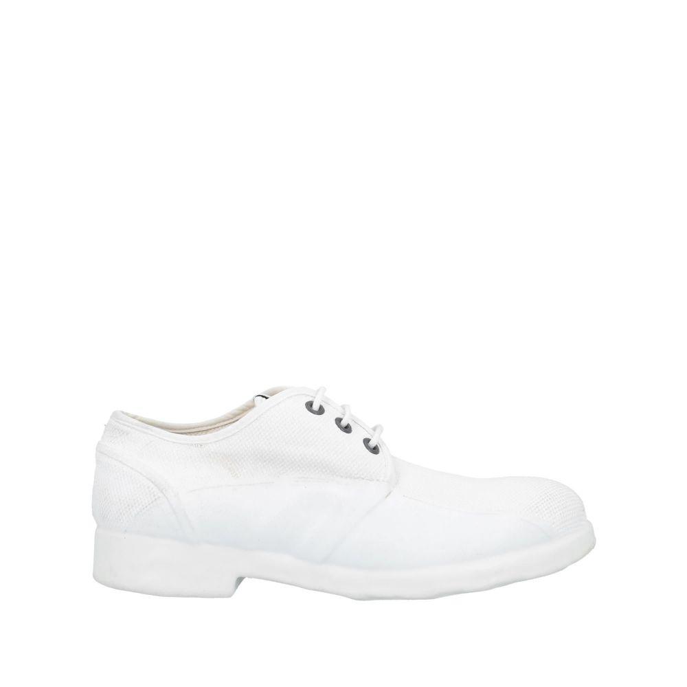 オキシス O.X.S. メンズ シューズ・靴 【laced shoes】White