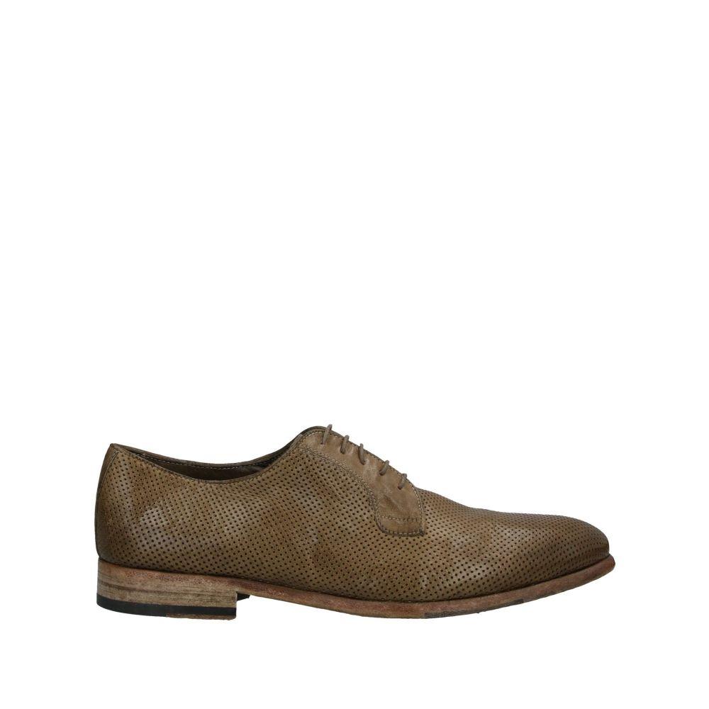 コルバリ CORVARI メンズ シューズ・靴 【laced shoes】Maroon