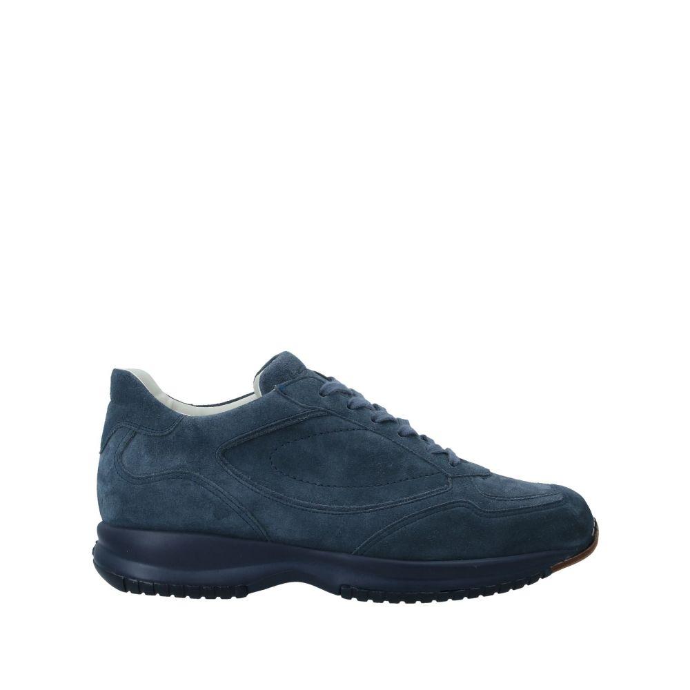 サントーニ SANTONI メンズ スニーカー シューズ・靴【sneakers】Slate blue