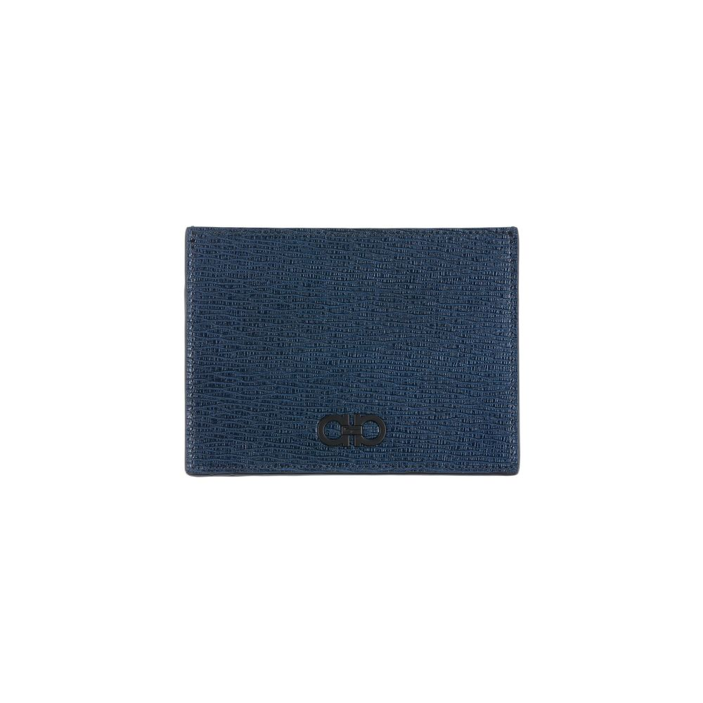 サルヴァトーレ フェラガモ SALVATORE FERRAGAMO メンズ ビジネスバッグ・ブリーフケース バッグ【document holder】Dark blue