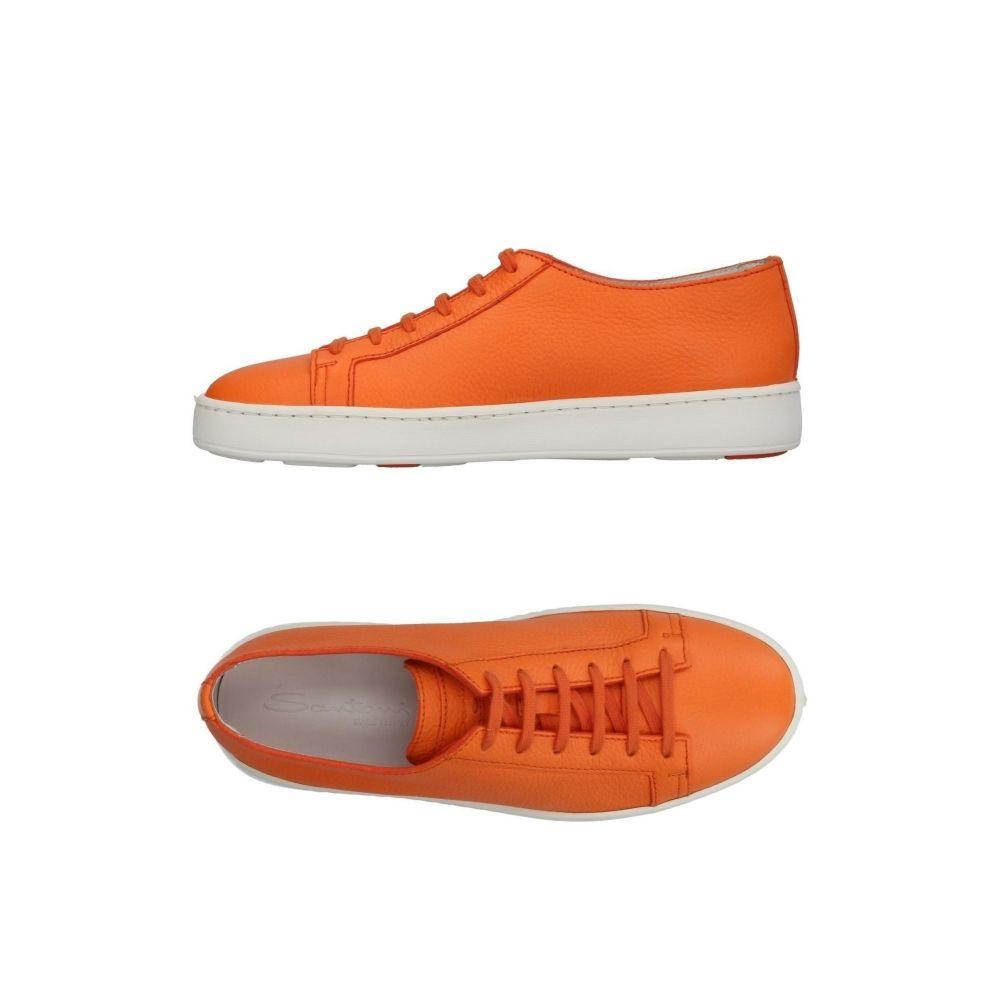 サントーニ SANTONI メンズ スニーカー シューズ・靴【sneakers】Orange