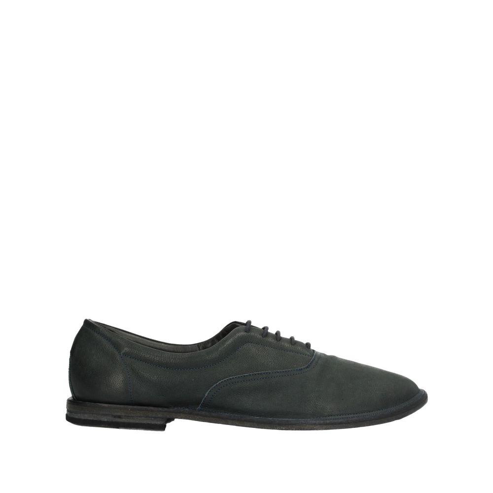パンタネッティ PANTANETTI メンズ シューズ・靴 【laced shoes】Dark blue