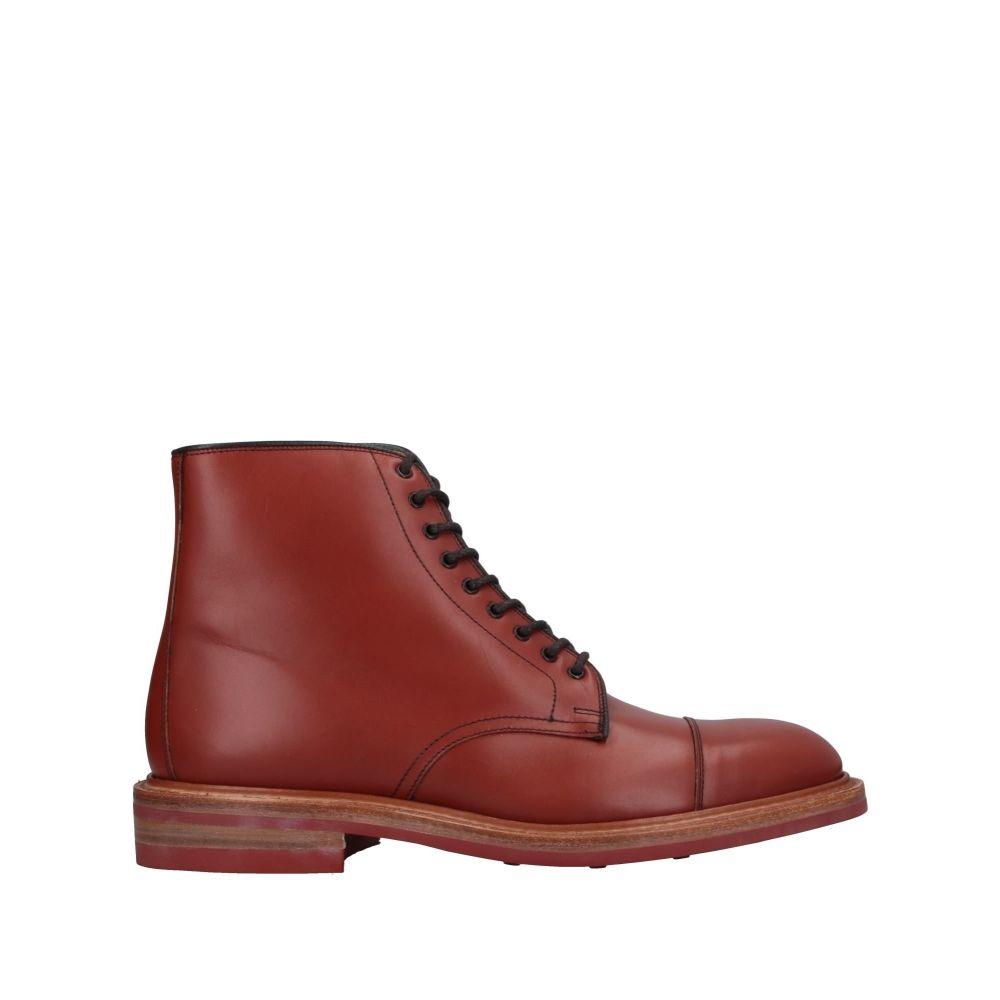 トリッカーズ TRICKER'S メンズ ブーツ シューズ・靴【boots】Brown
