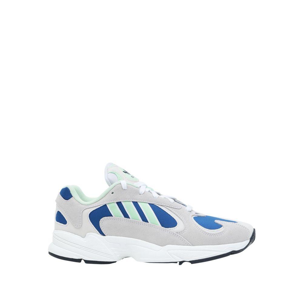 アディダス ADIDAS ORIGINALS メンズ スニーカー シューズ・靴【yung-1 sneakers】Light grey