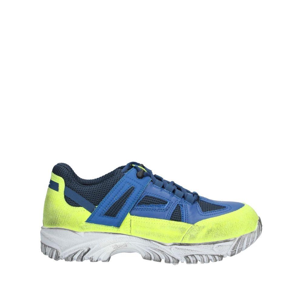 メゾン マルジェラ MAISON MARGIELA メンズ スニーカー シューズ・靴【sneakers】Blue