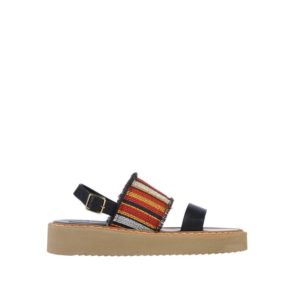 ヌメロ ヴェントゥーノ N21 メンズ サンダル シューズ・靴【sandals】Black