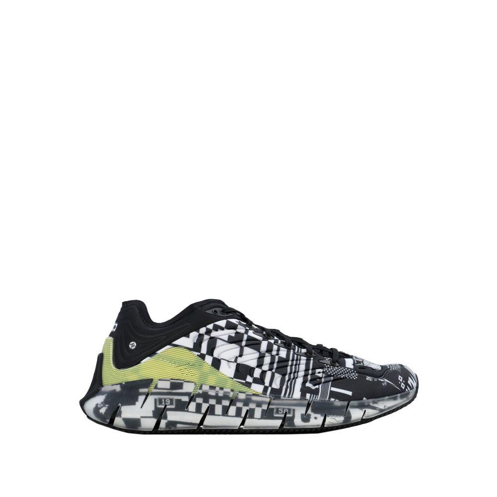 リーボック REEBOK メンズ スニーカー シューズ・靴【zig kinetica sneakers】Black