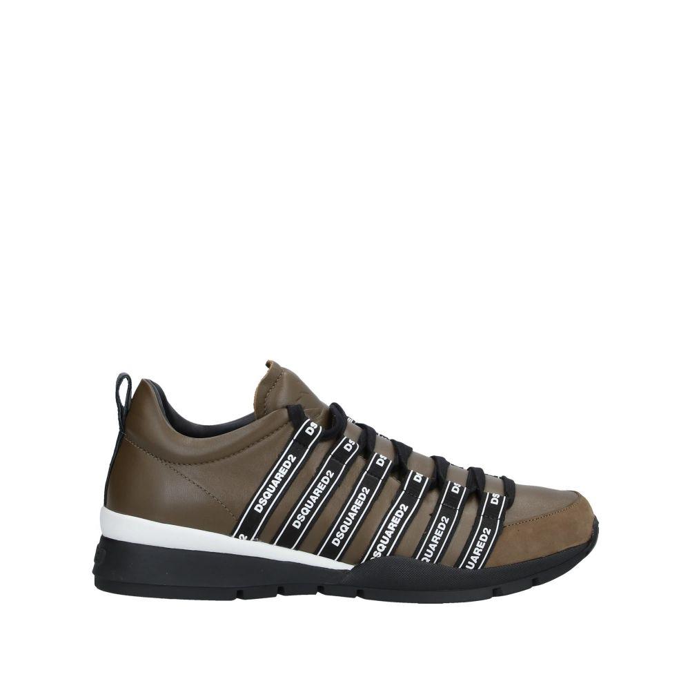 ディースクエアード DSQUARED2 メンズ スニーカー シューズ・靴【sneakers】Khaki