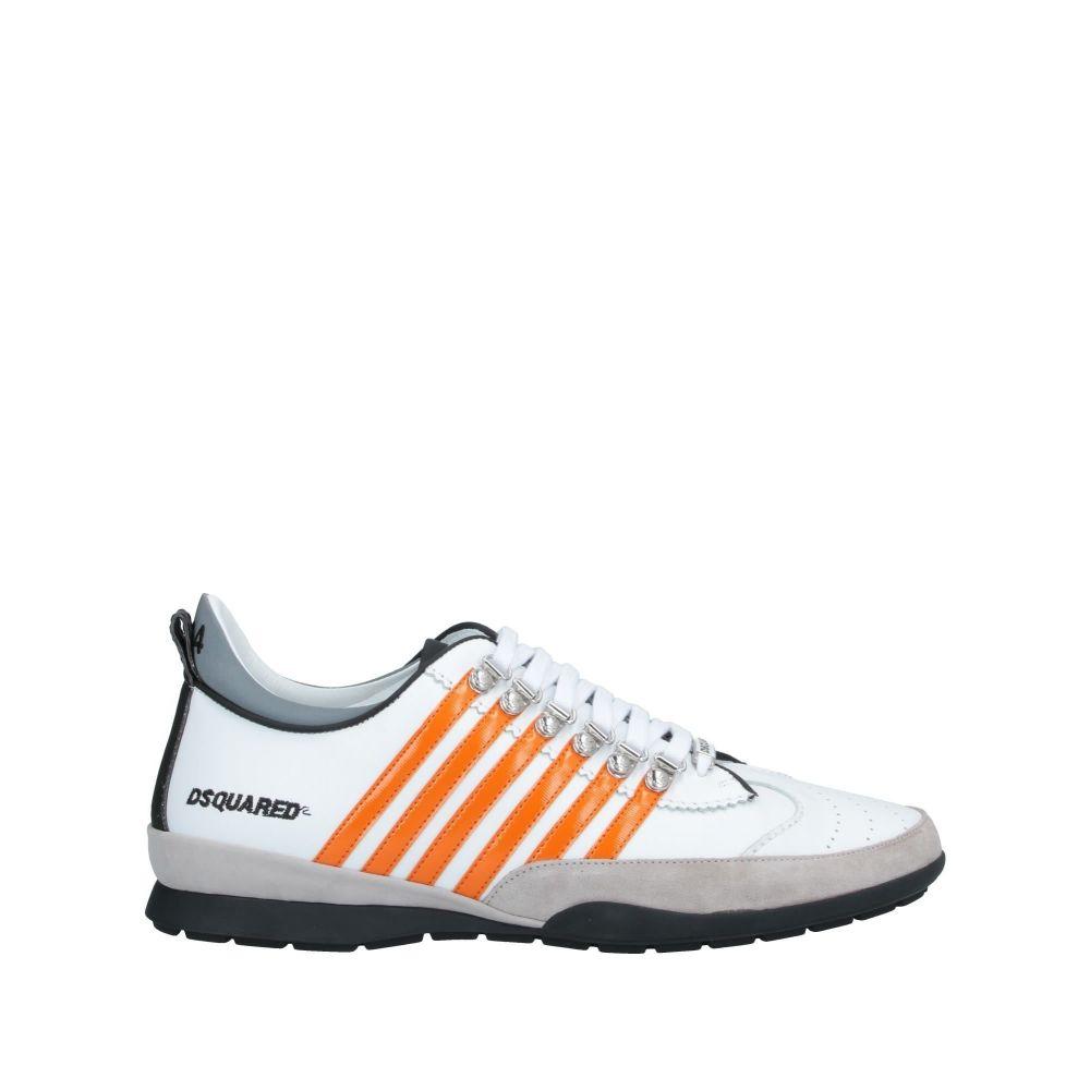 ディースクエアード DSQUARED2 メンズ スニーカー シューズ・靴【sneakers】Orange