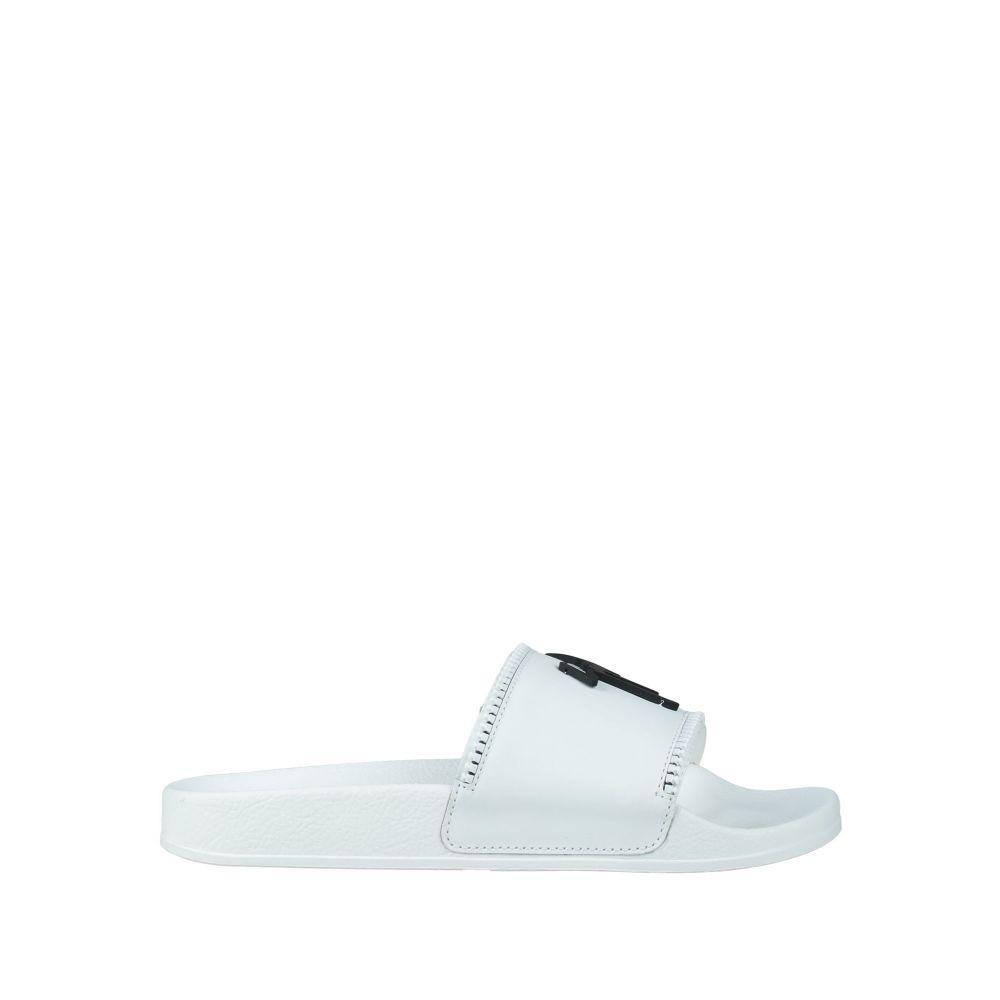 ジュゼッペ ザノッティ GIUSEPPE ZANOTTI メンズ サンダル シューズ・靴【sandals】White