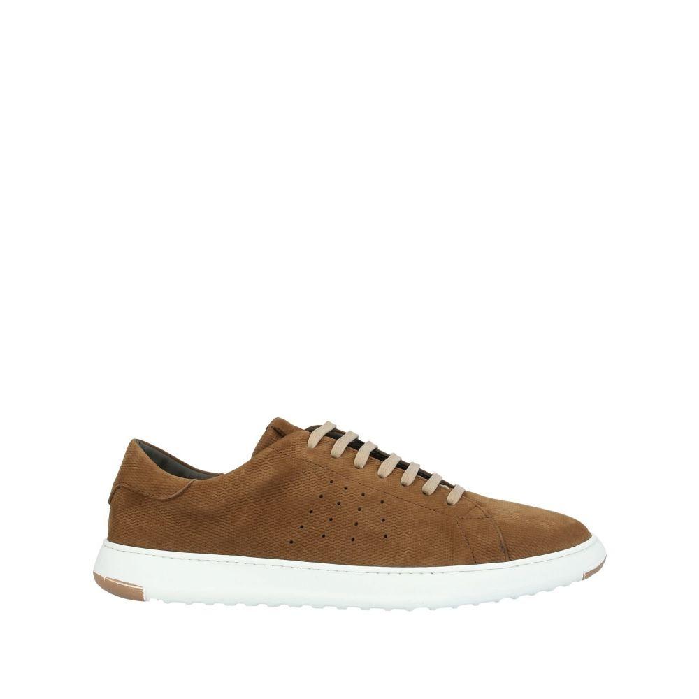ファビアーノ リッチ FABIANO RICCI メンズ スニーカー シューズ・靴【sneakers】Brown