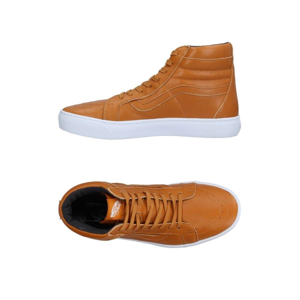 ヴァンズ VANS メンズ スニーカー シューズ・靴【sneakers】Ocher