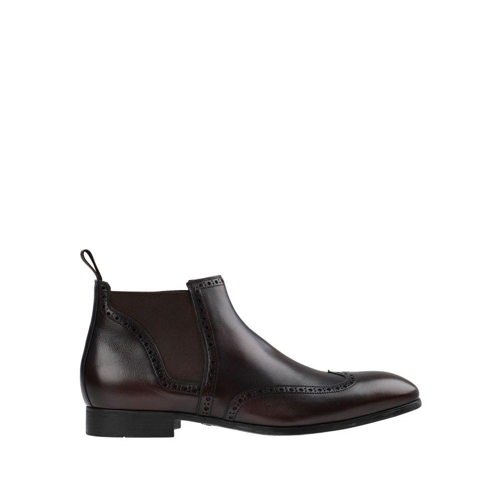 サントーニ SANTONI メンズ ブーツ シューズ・靴【boots】Dark brown