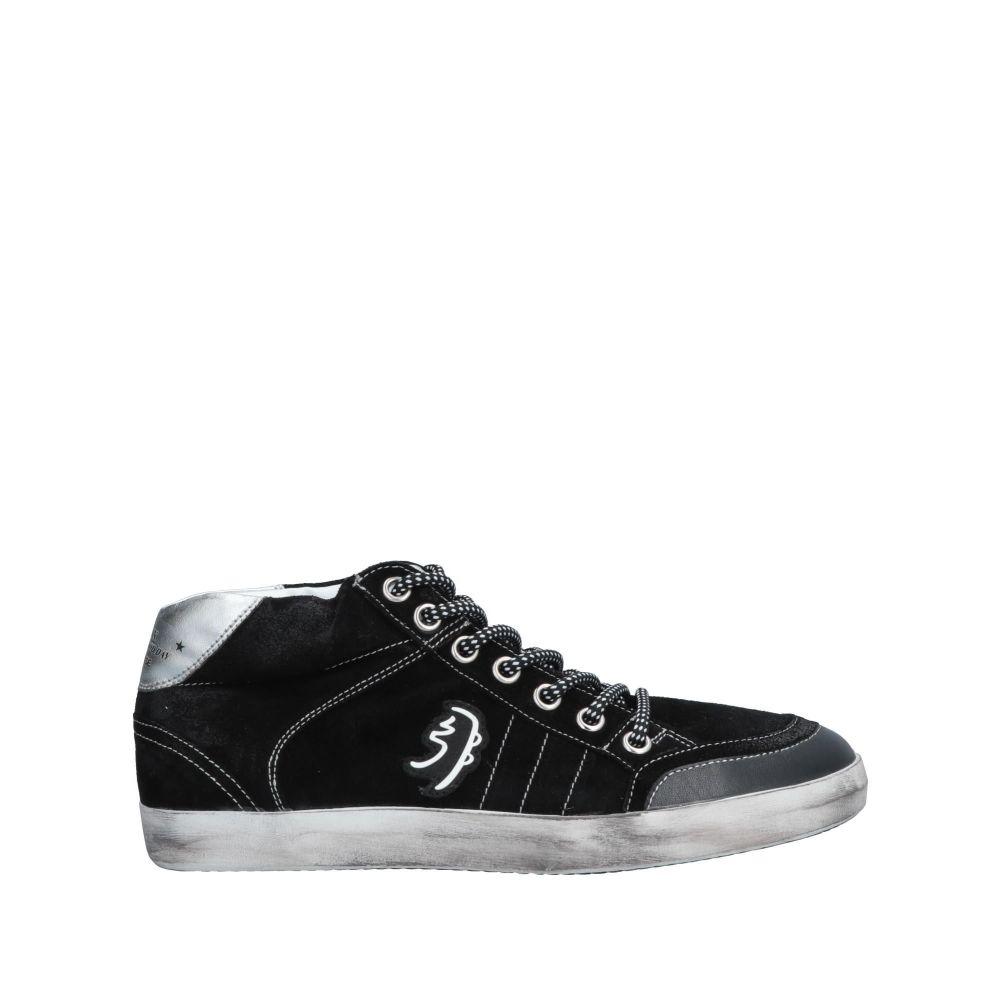 プリマバーゼ PRIMABASE メンズ スニーカー シューズ・靴【sneakers】Black