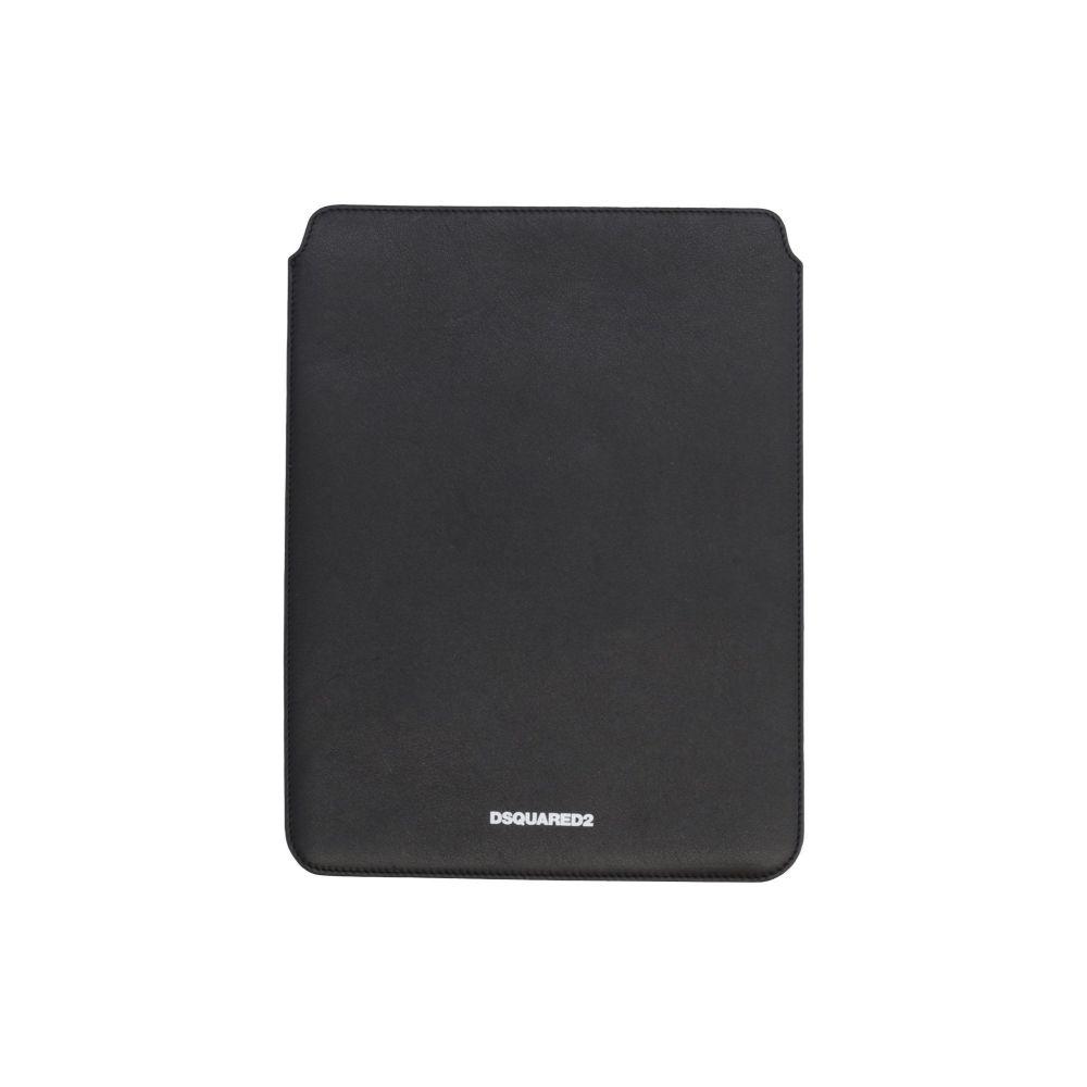 ディースクエアード DSQUARED2 メンズ タブレットケース 【tablet case】Black
