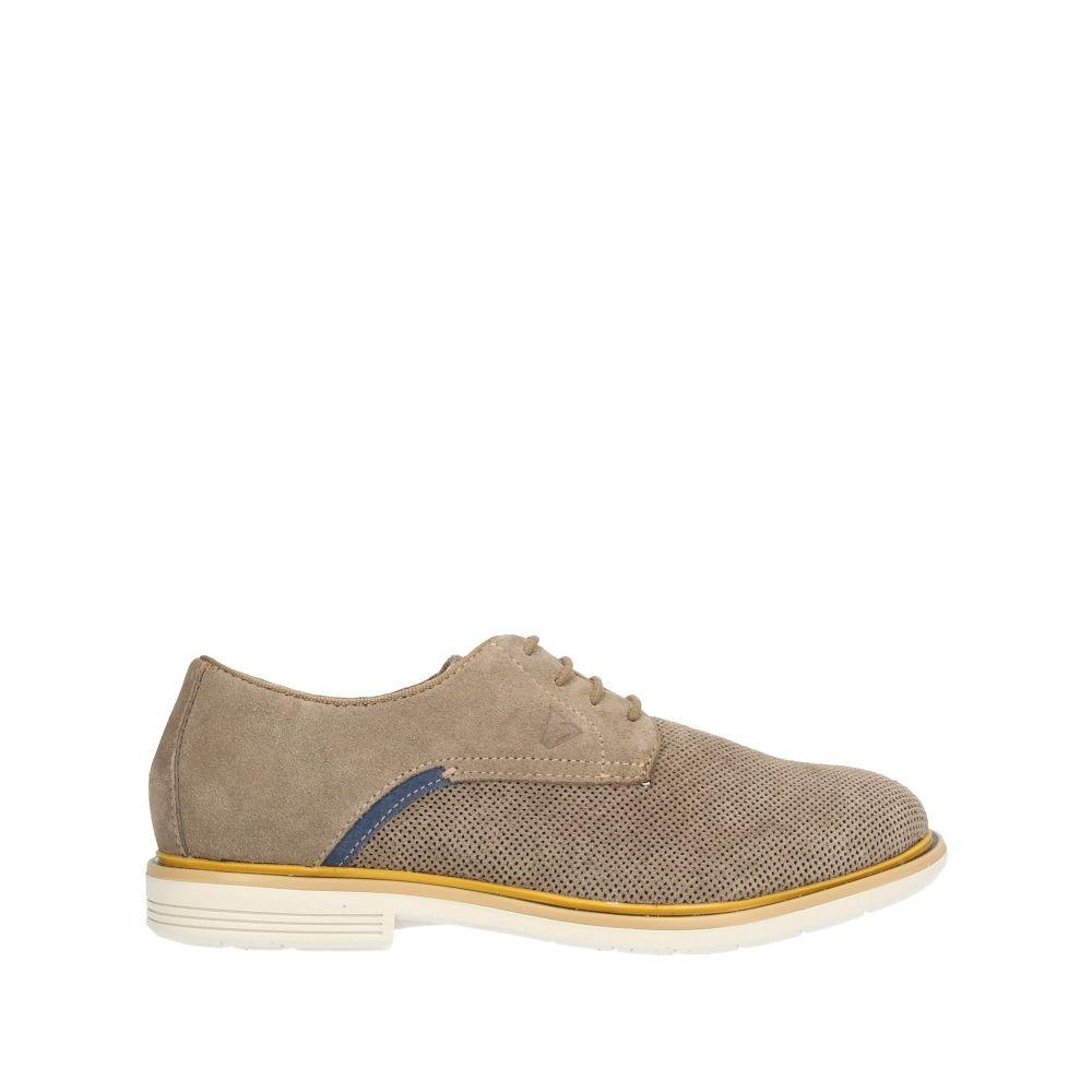ヴァッレヴェルデ VALLEVERDE メンズ シューズ・靴 【laced shoes】Dove grey