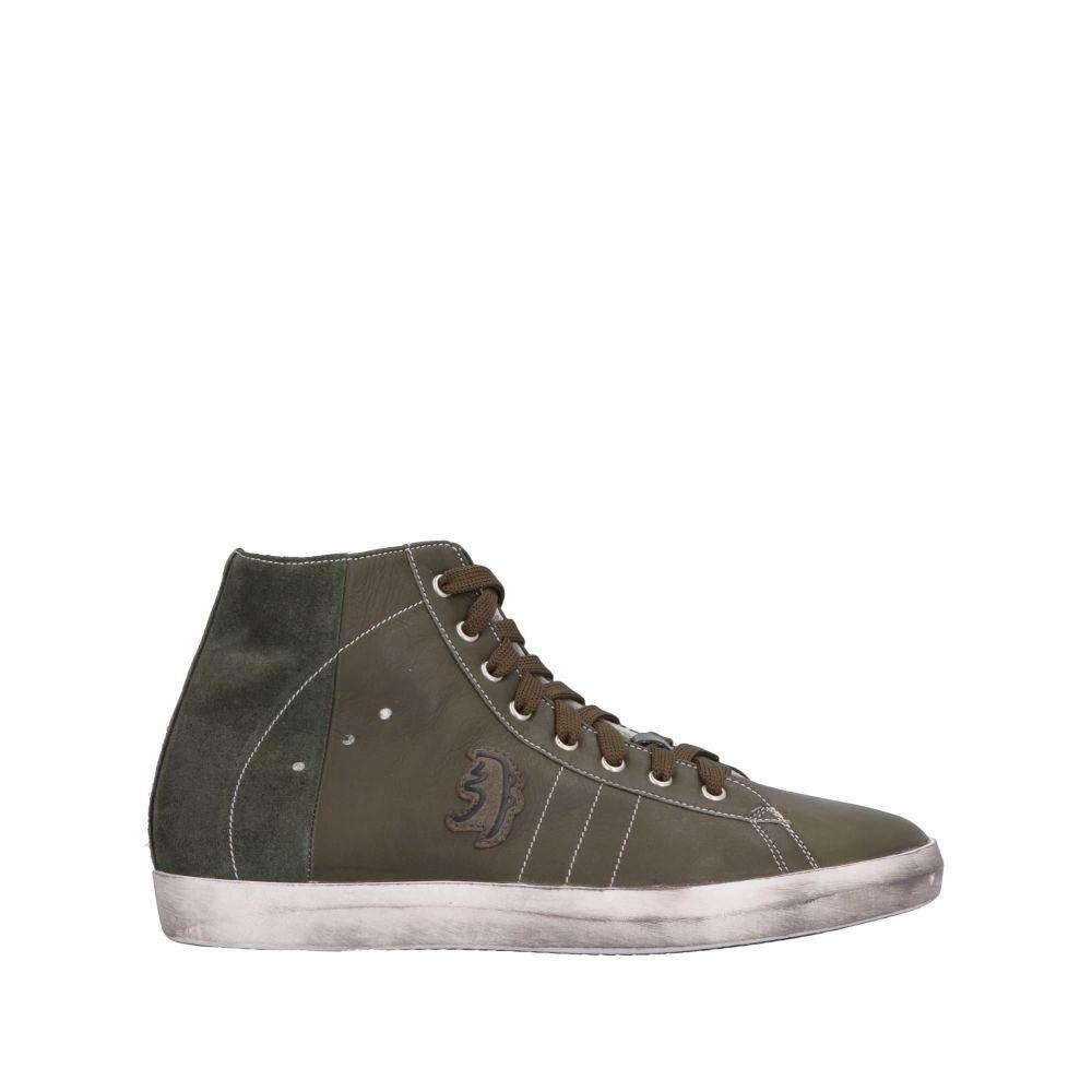 プリマバーゼ PRIMABASE メンズ スニーカー シューズ・靴【sneakers】Military green