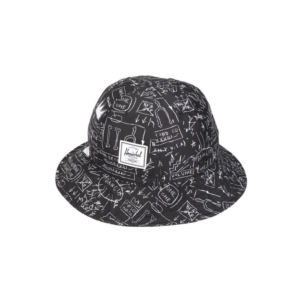 ハーシェル サプライ HERSCHEL SUPPLY CO. メンズ 帽子 【cooperman hat】Black