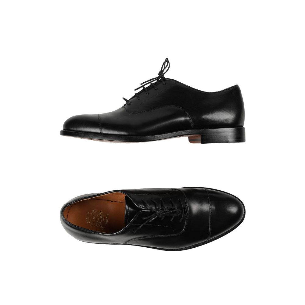 ジェイクルー J.CREW メンズ シューズ・靴 【laced shoes】Black