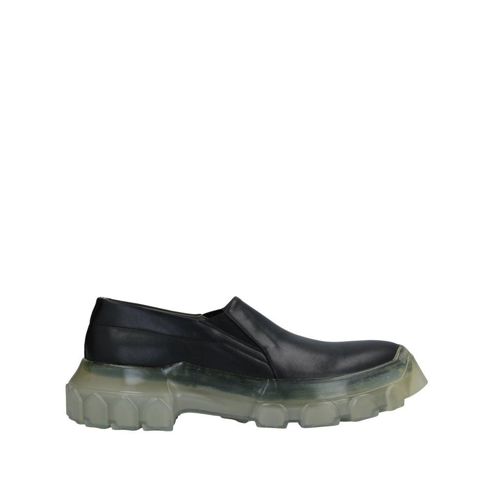 リック オウエンス RICK OWENS メンズ スニーカー シューズ・靴【sneakers】Black