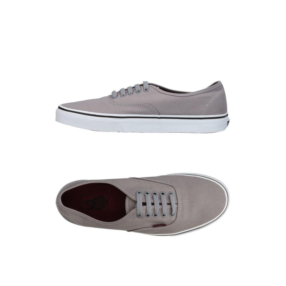 ヴァンズ VANS メンズ スニーカー シューズ・靴【sneakers】Grey