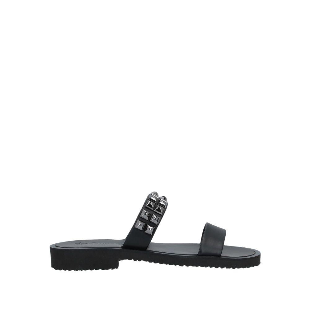 ジュゼッペ ザノッティ GIUSEPPE ZANOTTI メンズ サンダル シューズ・靴【sandals】Black