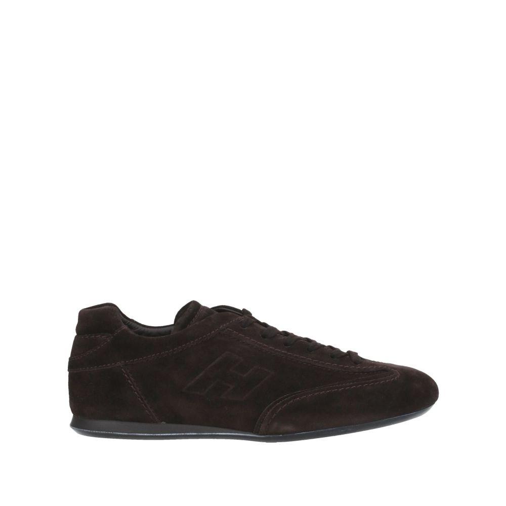 ホーガン HOGAN メンズ スニーカー シューズ・靴【sneakers】Dark brown