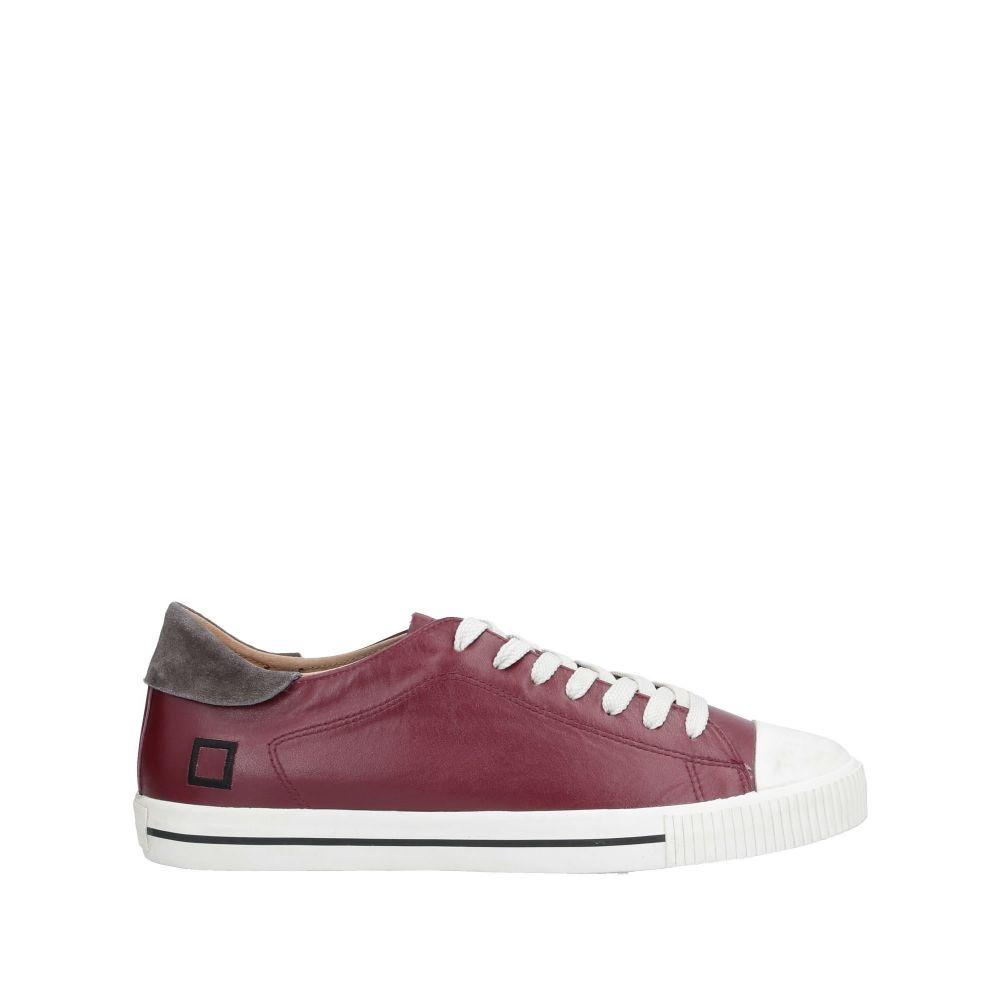 デイト D.A.T.E. メンズ スニーカー シューズ・靴【sneakers】Maroon