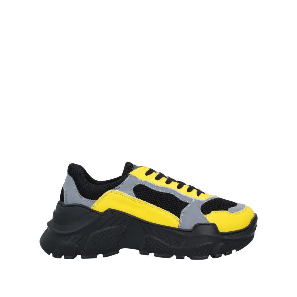 バルマン BALMAIN メンズ スニーカー シューズ・靴【sneakers】Yellow