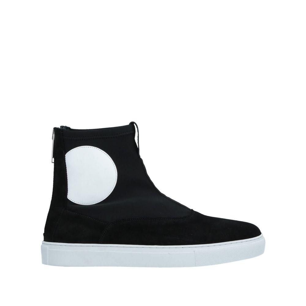 アレキサンダー マックイーン McQ Alexander McQueen メンズ スニーカー シューズ・靴【sneakers】Black