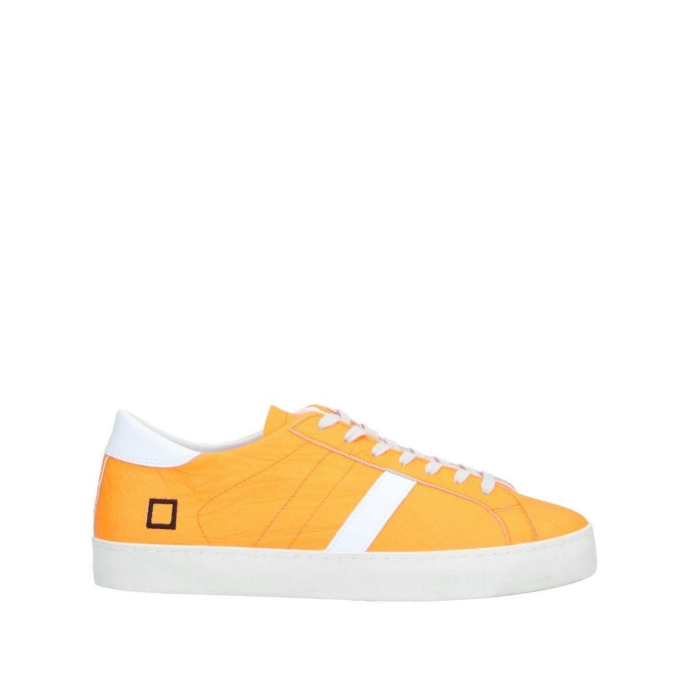 デイト D.A.T.E. メンズ スニーカー シューズ・靴【sneakers】Orange