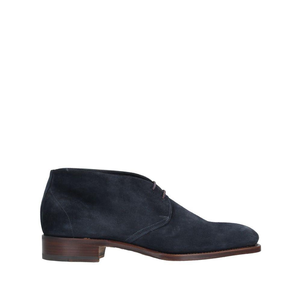サントーニ SANTONI メンズ ブーツ シューズ・靴【boots】Dark blue