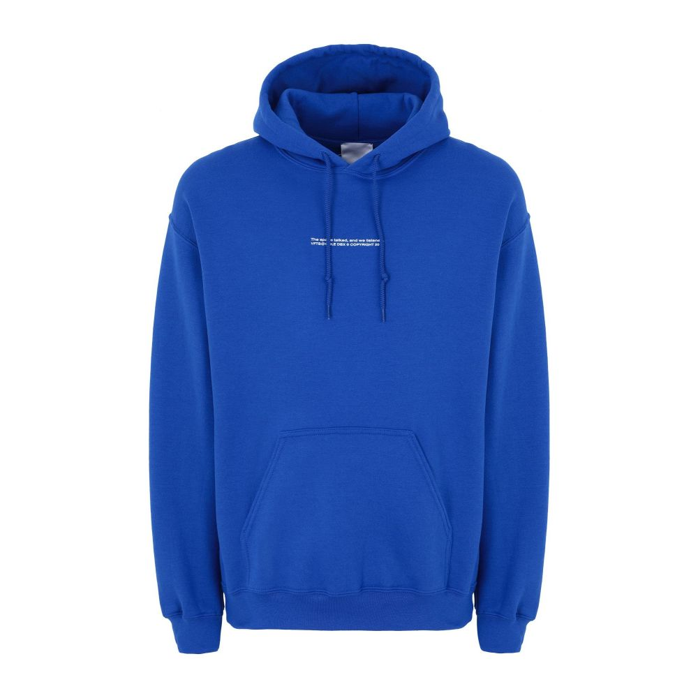 VFTS ボイス フロム ザ ストリート VFTS VOICES FROM THE STREET メンズ パーカー トップス【hoodie sweatshirt】Blue