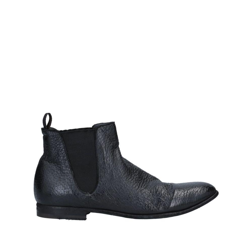 オフィチーネ クリエイティブ OFFICINE CREATIVE ITALIA メンズ ブーツ シューズ・靴【boots】Black