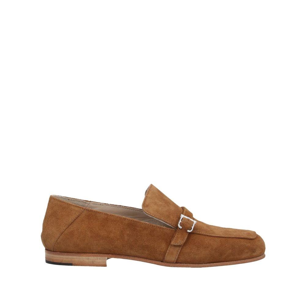 ヴェルバ メンズ シューズ・靴 ローファー Camel 【サイズ交換無料】 ヴェルバ ( VERBA ) メンズ ローファー シューズ・靴【loafers】Camel