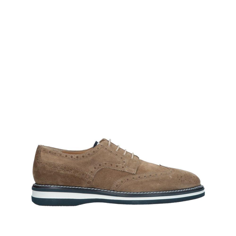 ハーモント アンド ブレイン HARMONT&BLAINE メンズ シューズ・靴 【laced shoes】Khaki