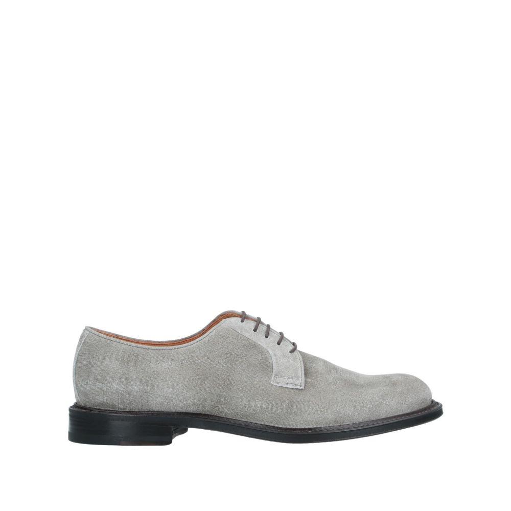 オルティーニ ORTIGNI メンズ シューズ・靴 【laced shoes】Grey