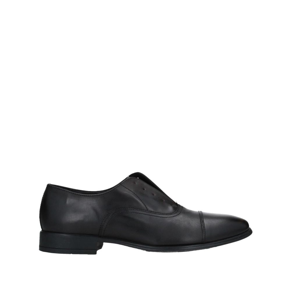 アンティーカ クオイエリア ANTICA CUOIERIA メンズ シューズ・靴 【laced shoes】Black