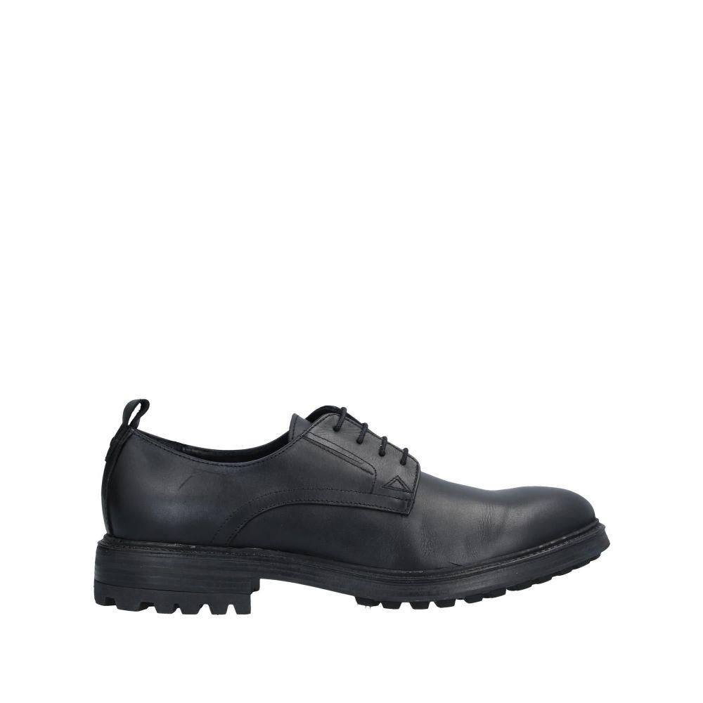 リウジョー LIU JO MAN メンズ シューズ・靴 【laced shoes】Black