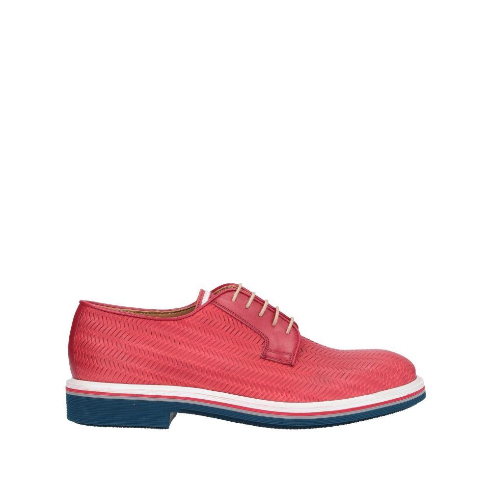 ハーモント アンド ブレイン HARMONT&BLAINE メンズ シューズ・靴 【laced shoes】Red