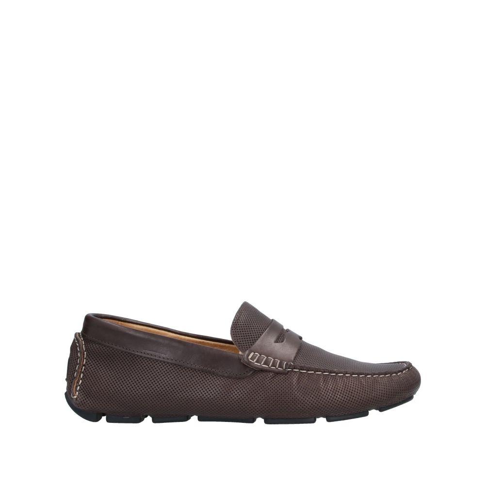 パウロダポンテ メンズ シューズ・靴 ローファー Grey 【サイズ交換無料】 パウロダポンテ PAOLO DA PONTE メンズ ローファー シューズ・靴【loafers】Grey