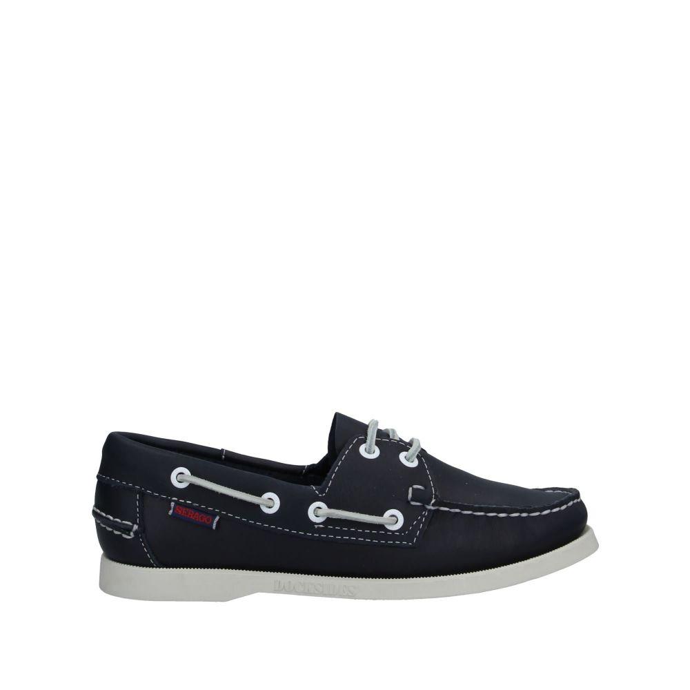 セバゴ メンズ シューズ・靴 ローファー Dark blue 【サイズ交換無料】 セバゴ SEBAGO DOCKSIDES メンズ ローファー シューズ・靴【loafers】Dark blue