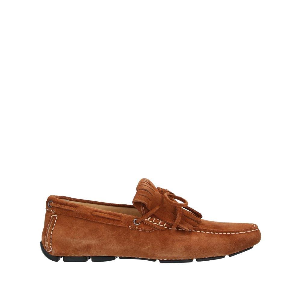ブレコス メンズ シューズ・靴 ローファー Brown 【サイズ交換無料】 ブレコス BRECOS メンズ ローファー シューズ・靴【loafers】Brown