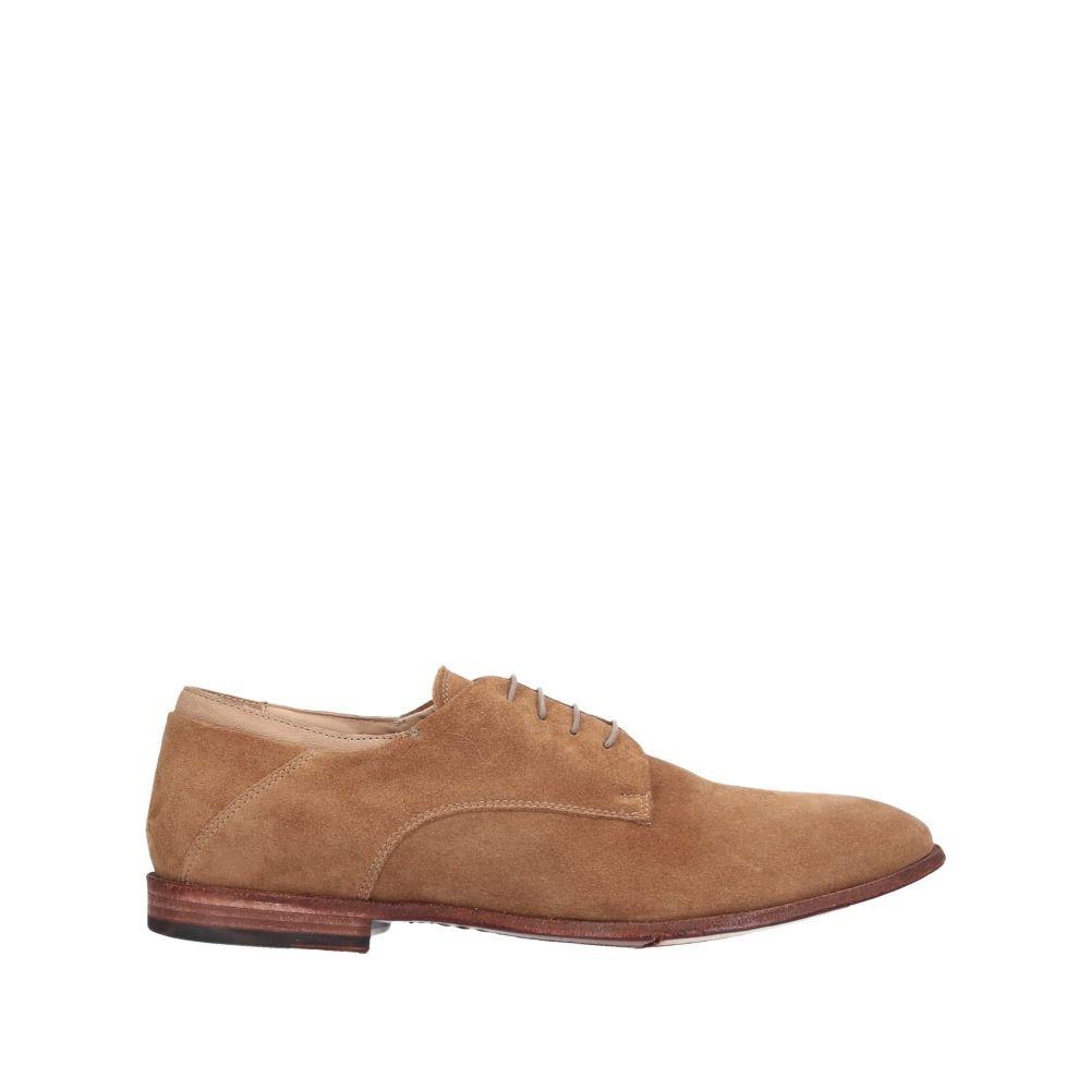 レマルゴ LEMARGO メンズ シューズ・靴 【laced shoes】Camel