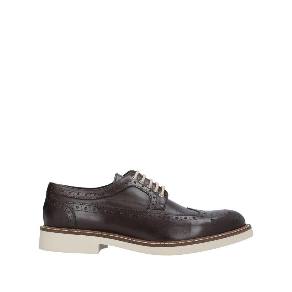 リチャード ラース RICHARD LARS メンズ シューズ・靴 【laced shoes】Dark brown