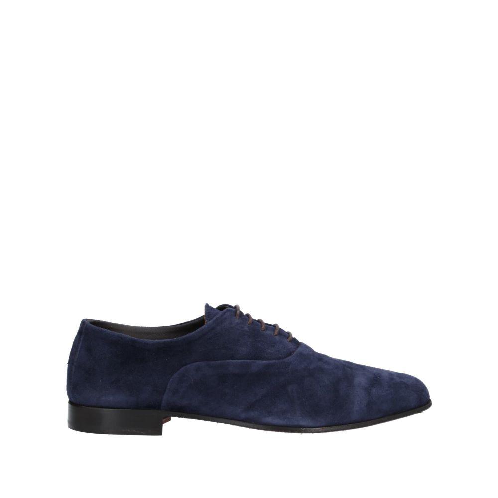 今季ブランド トンゴウト TON GOUT メンズ シューズ・靴 【laced shoes】Dark blue, 鹿児島の八百屋さん e40c8eb7
