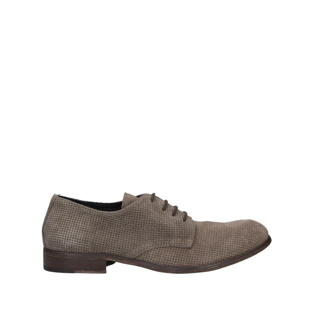 オフィチーナ トレンタ セイ OFFICINA 36 メンズ シューズ・靴 【laced shoes】Dove grey