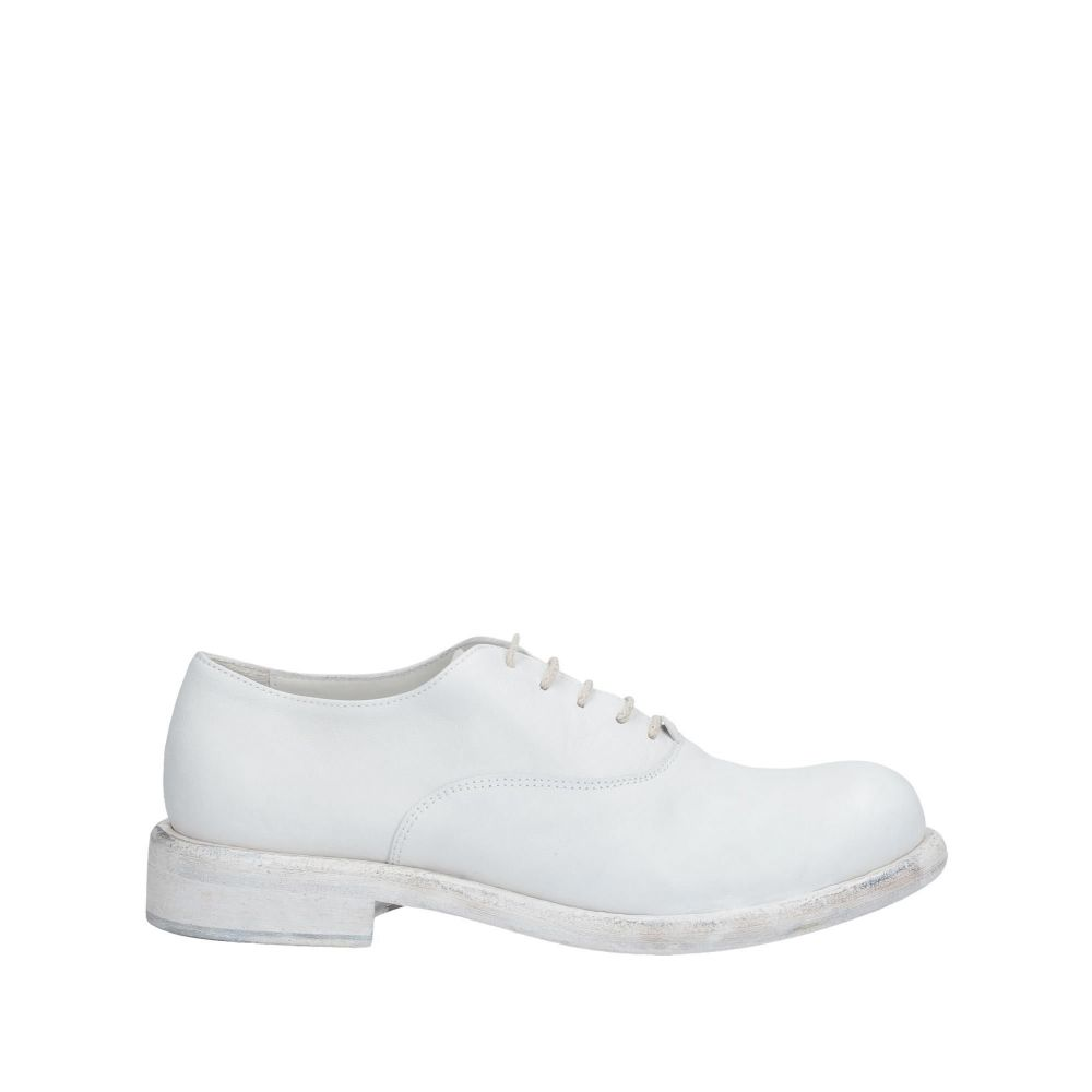 アーネストドラーニ ERNESTO DOLANI メンズ シューズ・靴 【laced shoes】Light grey