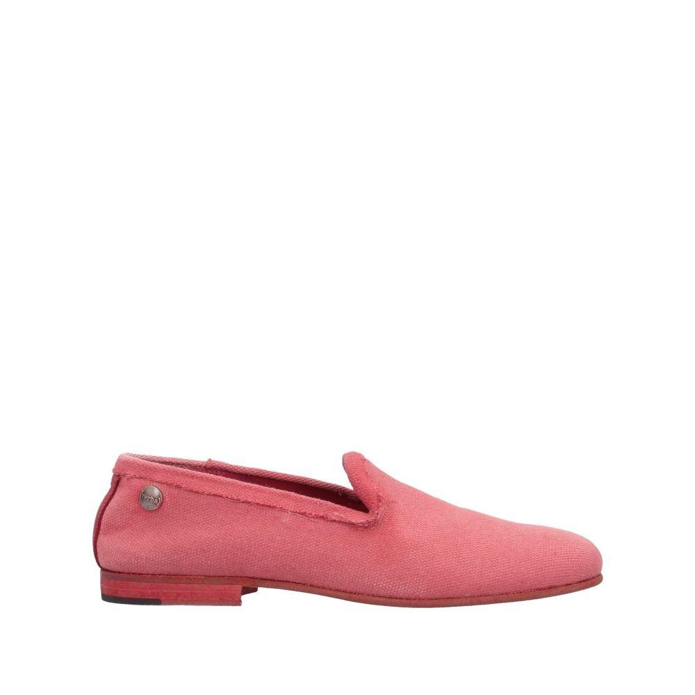 ヴェルバ メンズ シューズ・靴 ローファー Red 【サイズ交換無料】 ヴェルバ ( VERBA ) メンズ ローファー シューズ・靴【loafers】Red