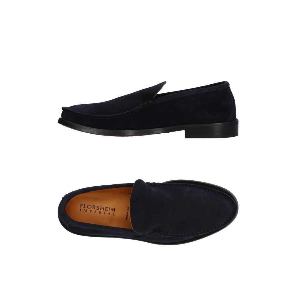 フローシャイム インペリアル メンズ シューズ・靴 ローファー Dark blue 【サイズ交換無料】 フローシャイム インペリアル FLORSHEIM IMPERIAL メンズ ローファー シューズ・靴【loafers】Dark blue